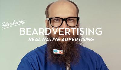 baarden beardvertising